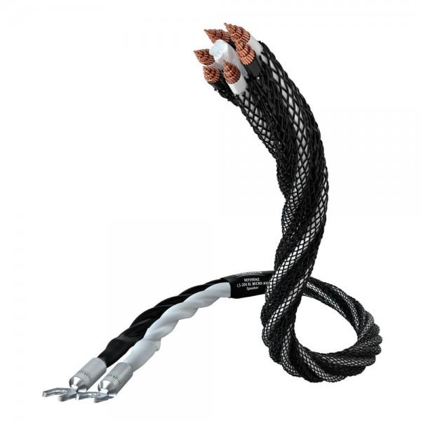Referenz LS-204 XL Micro AIR Single-Wire 2x3m konfektioniert