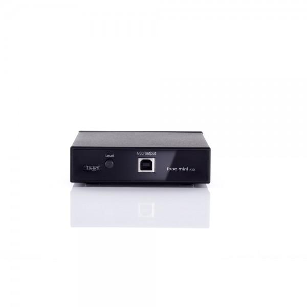 Fono Mini A2D MM in schwarz mit USB