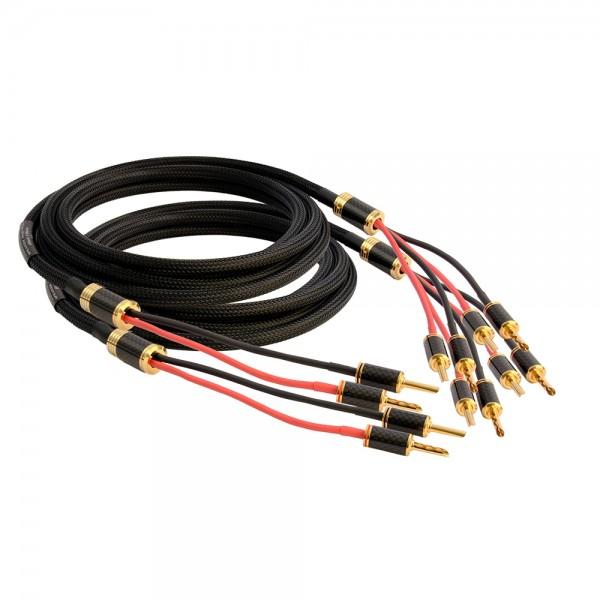 Edition Speaker Black Edition Bi-Wire konfektioniert