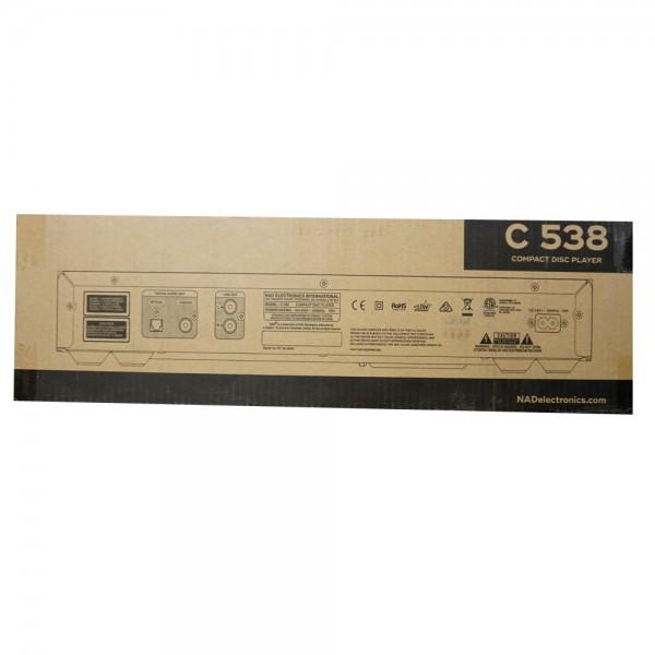 C 538 CD-Player Graphite