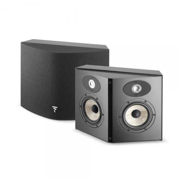Aria SR900 Surround-LS Schwarz matt