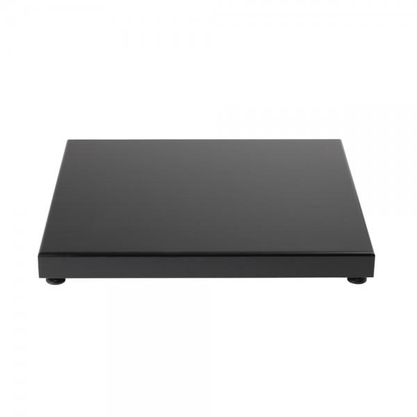 54011 Absorberplatte 440x400x36, schwarz