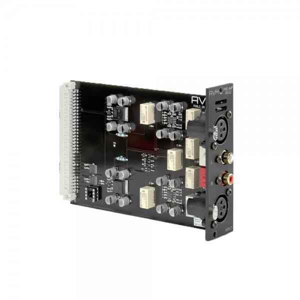 MODUL Line-In 8.2 RCA+XLR