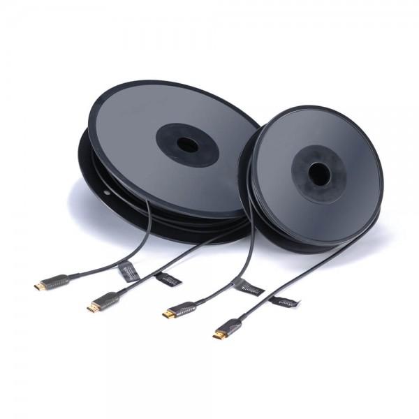 Profi HDMI 2.1 LWL Kabel 48 Gbps | 8K