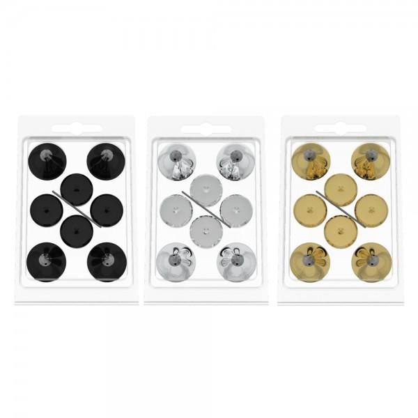 Kegel & Disc groß 4er
