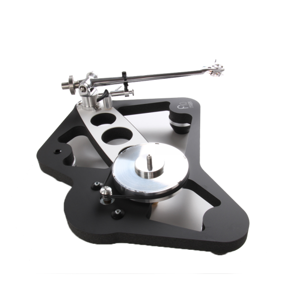 Planar 10 schwarz mit RB3000 Tonarm